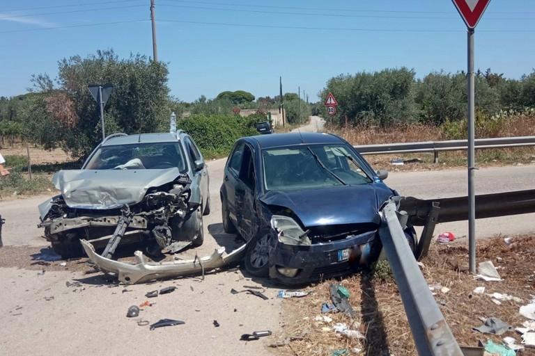 Incidente in via Vecchia Canosa