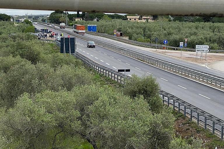 Incidente a Barletta Sud