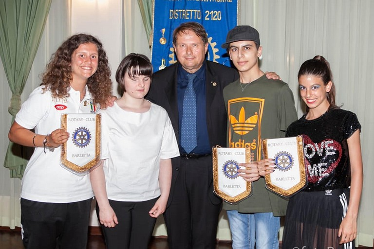 """""""Premio Rotary Pietro Mennea"""" 2019"""