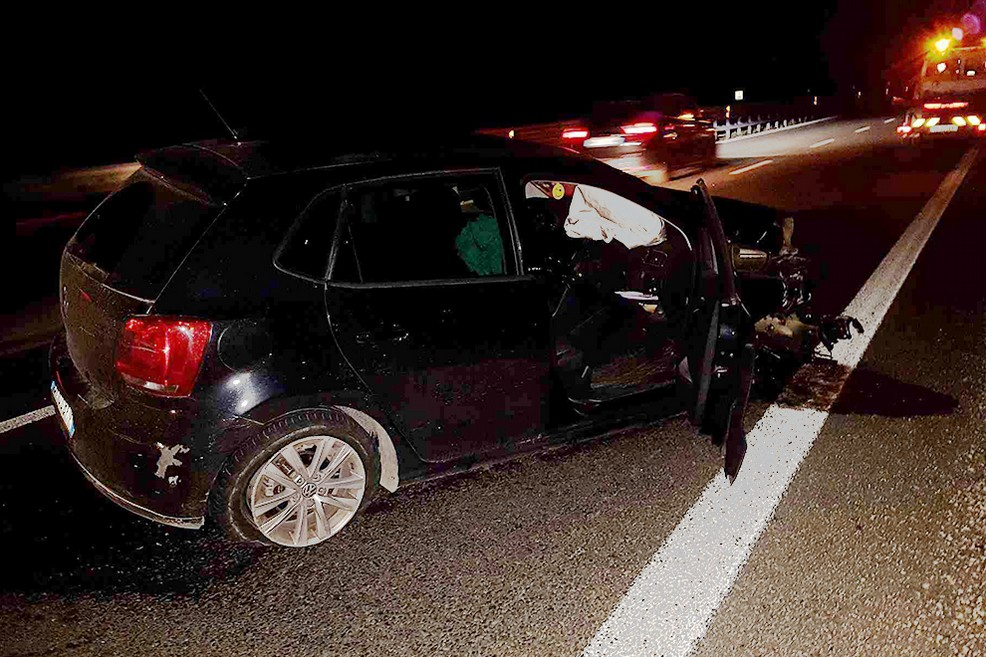 Incidente sulla Andria-Barletta