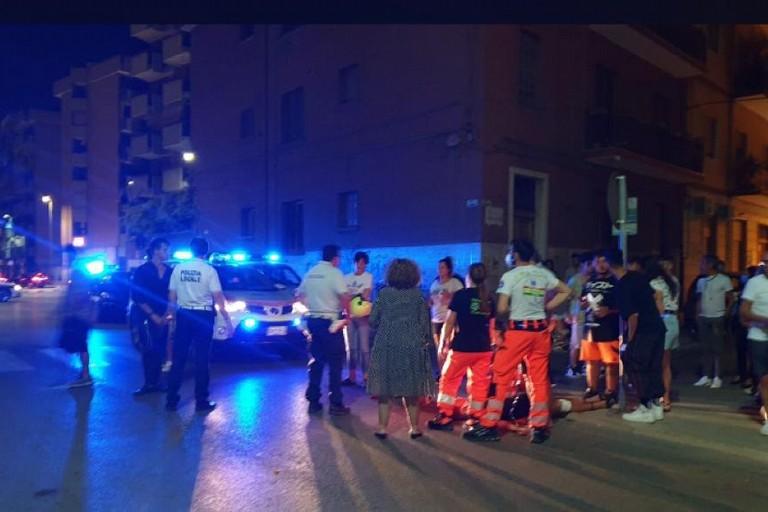 Incidente in via Alvisi