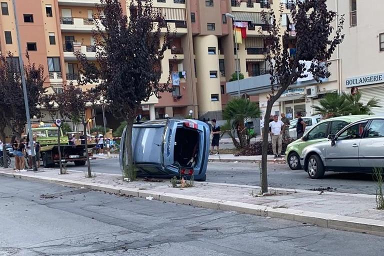 Incidente via Lattanzio