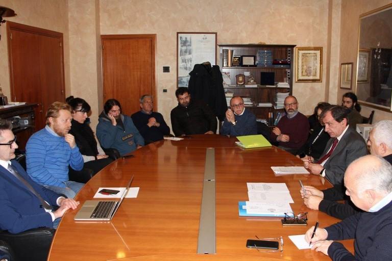 Dehors, l'amministrazione comunale incontra i commercianti di Barletta