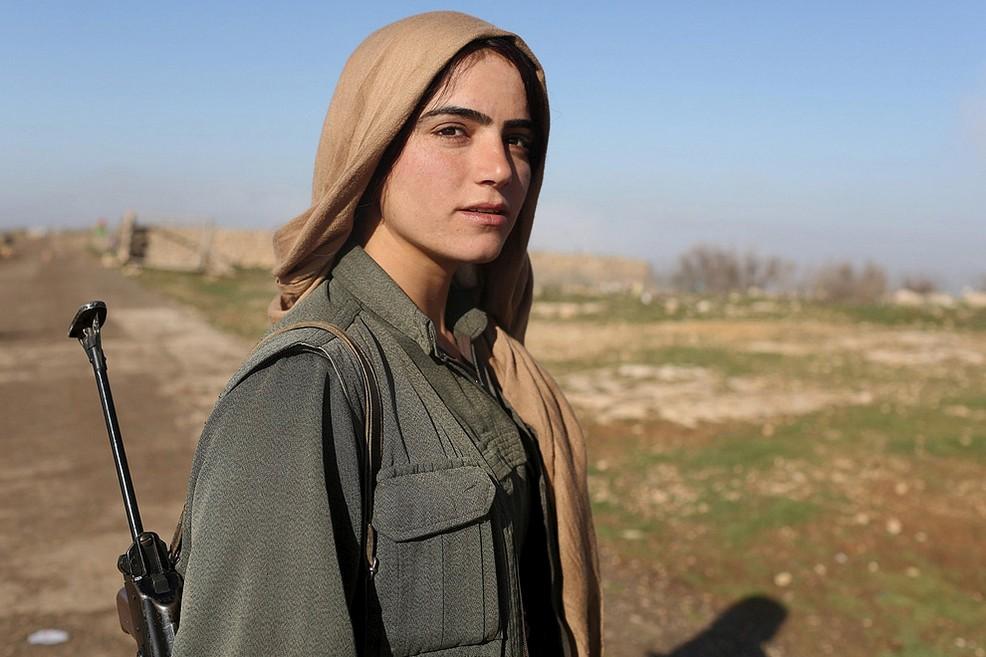 Donna kurda