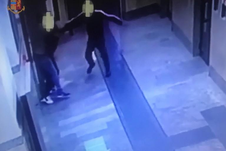 La Polizia di Stato ferma due rapinatori a Barletta