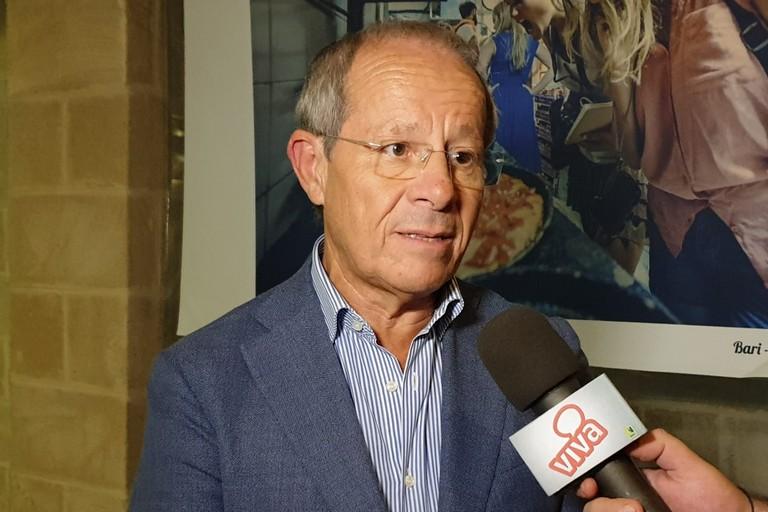 Leo Carriera, direttore Confcommercio Bari-Bat