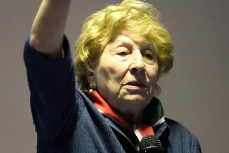 La partigiana Luciana Romoli