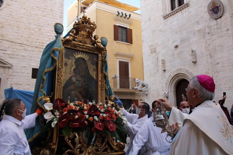 Madonna dello Sterpeto. <span>Foto Nicola Ricchitelli</span>