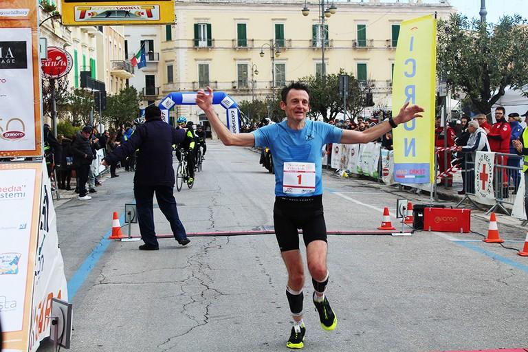 Maratona delle Cattedrali 2017, vincono Massimo Leonardi e Ashleigh Barron