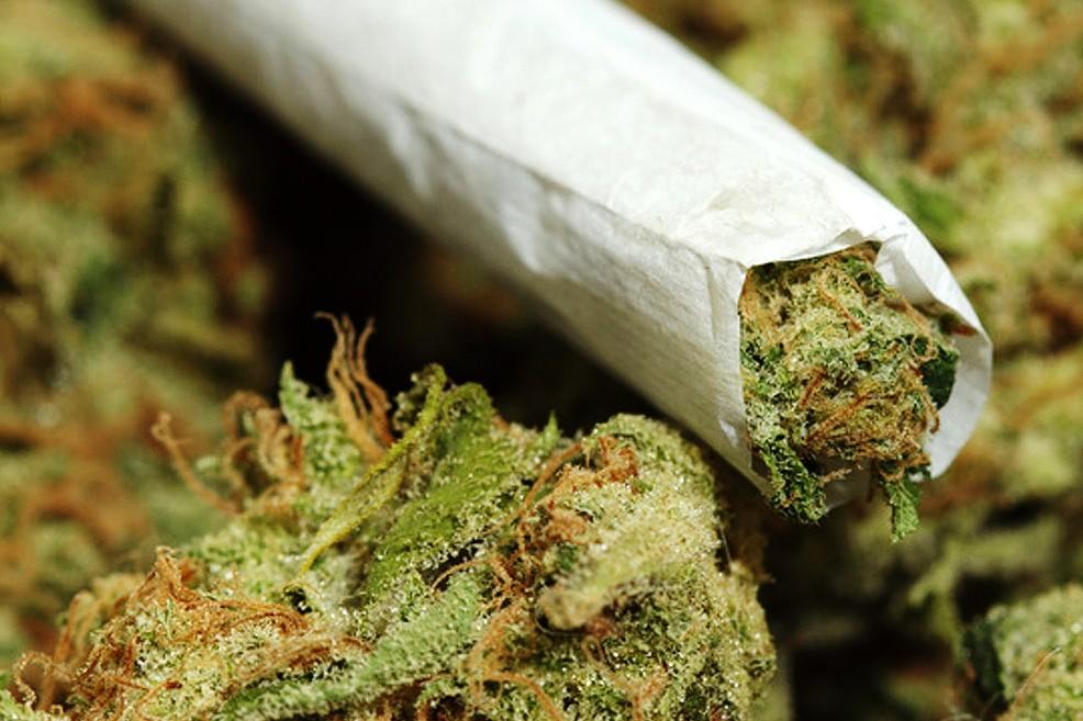 Macro di Marijuana