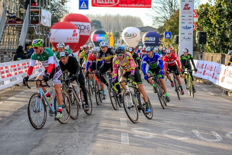 Barletta pronta ad accogliere gli atleti del Giro d'Italia Ciclocross