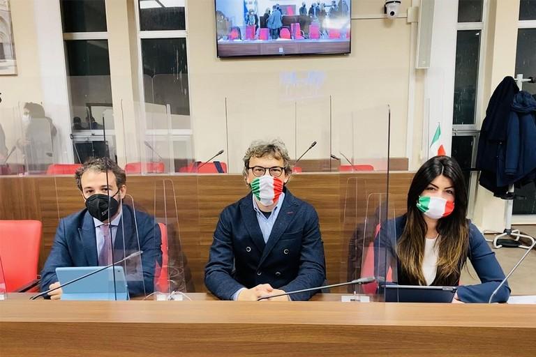 Memeo, Antonucci e Mele