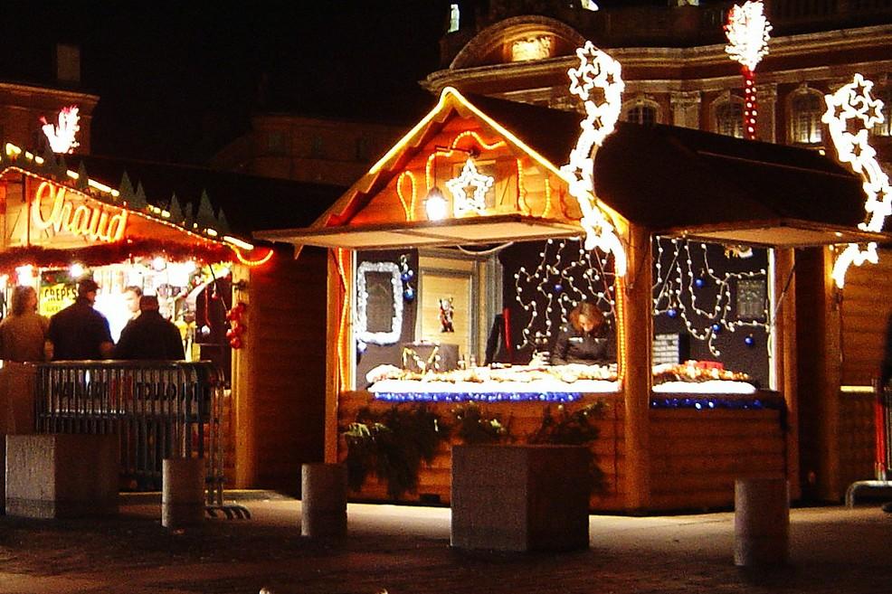 Barletta il mercatino natalizio continuer fino al 6 gennaio - Mercatino usato barletta ...