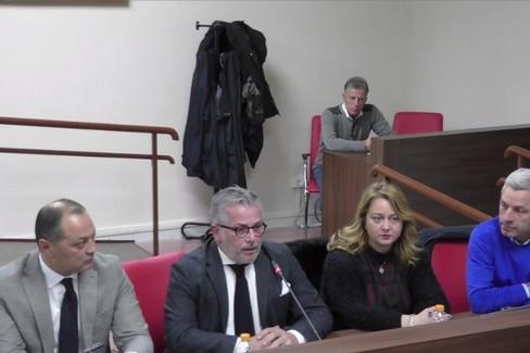 Michele Cianci in consiglio comunale
