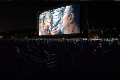 """A Barletta la rassegna estiva  """"Il cinema tra sabbia e stelle"""""""