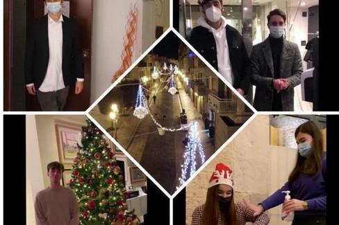 Auguri di buone feste dalla consulta provinciale studentesca BAT