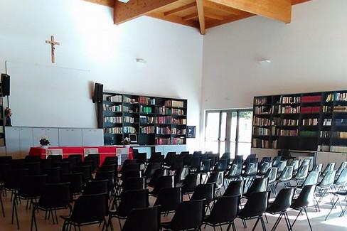"""Tommy Dibari e Francesco Giorgino, due autori alla biblioteca  """"Il Granaio """""""