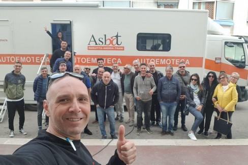 Fidas Barletta, donazioni in autoemoteca in via Tatò