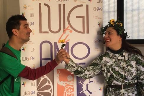 """""""Luigi ti amo!"""", da un atto vandalico ad una fiaba per bambini: il progetto dell'Arci Cafiero"""