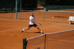 Gianluca Tresca, tennista barlettano