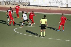 Barletta-Leverano 2-0 (Foto Enrico Gorgoglione)