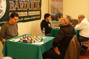Scacchi- Campionato Italiano a Squadre a Barletta