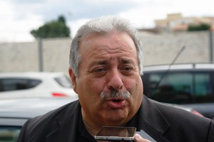 Giuseppe Manfredi, vice-presidente Fipav