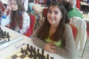 Alessia Santeramo campionessa italiana Under 16 di scacchi