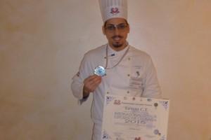 Antonio Cilli, chef barlettano