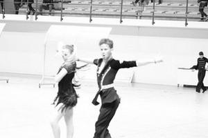 Danza Sportiva, la coppia barlettana Battaglia-Liegi a Mosca