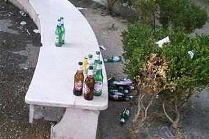 Barletta il lancio della bottiglia un nuovo sport nato - Giardini in bottiglia ...