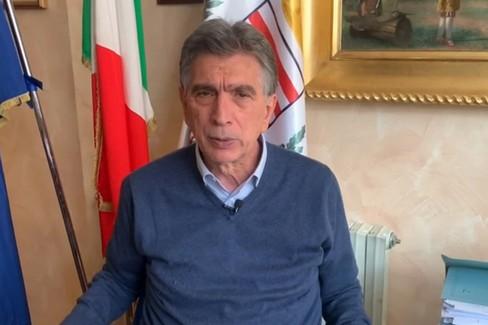 Il messaggio del sindaco Cannito prima del voto sulla sfiducia