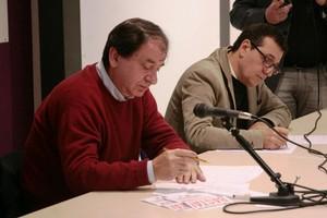 Cascella incontra associazioni e gruppi politici