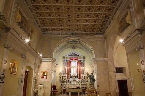 Parrocchia di S. Lucia, uno spot mostrare le sue bellezze
