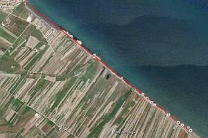 Erosione della costa