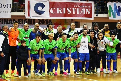 Final Eight Serie B - Highlights Ardenza Ciampino-Cristian Barletta