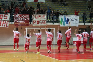 Cristian Barletta-Futsal Barletta 5-0