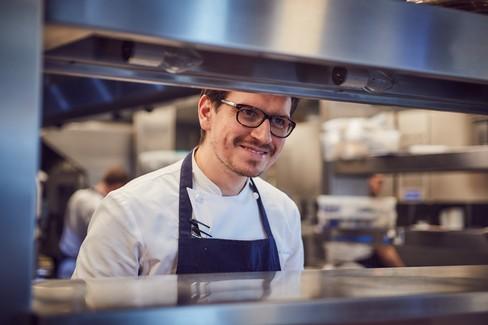 Cooking lesson con Felix Lo Basso e Francesco Dibenedetto