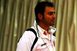 Leo Ferrazzano, coach Futsal Barletta