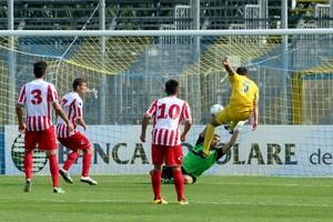 Frosinone-Barletta 1-0