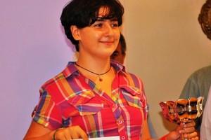 Gaia Paolillo campionessa di scacchi