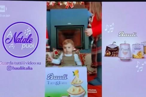 Natale 2020, c'è un po' di Barletta nel nuovo spot Bauli