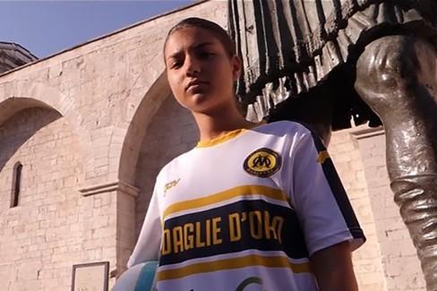 Medaglie d'Oro, si riparte in grande stile col calcio femminile