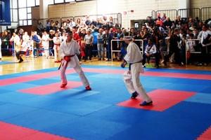 Karate e Kata a Trinitapoli