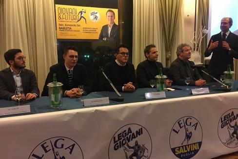 Siri ospite a Barletta: la Lega è pronta per le sfide elettorali