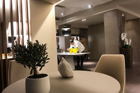 """""""Memorie"""", il ristorante dello chef stellato Felice Lo Basso"""