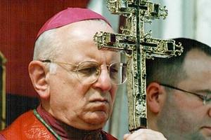 Monsignor Francesco Monterisi