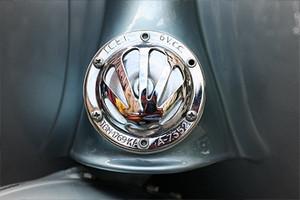 Moto Storiche logo BW