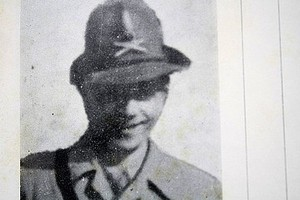 Nicola Sernia partigiano, Celenza Valfortore, guerra partigiana