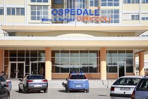 Ospedale Dimiccoli Polizia